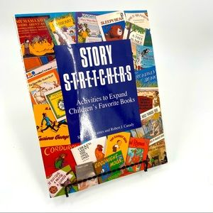 Story Stretchers Activities ...Book Paperback